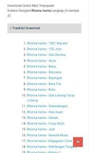 Rhoma Irama mp3 Full - náhled