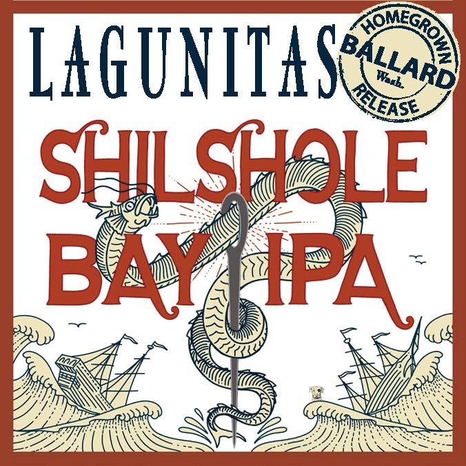 Logo of Lagunitas Shilshole Bay IPA