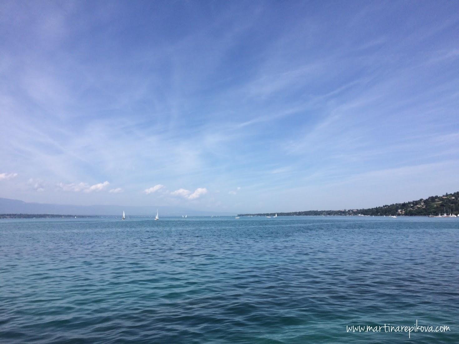 Ženeva a jazero, Švajčiarsko