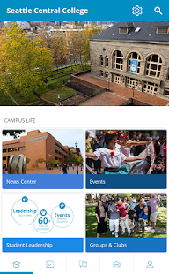 Seattle Central College - náhled