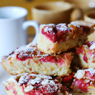 Strawberry Almond Cake Recipes