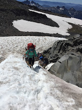 Photo: Start of the Snowfield