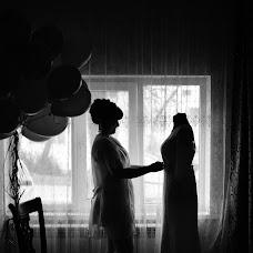 Wedding photographer Darya Marsheva (lapuik93). Photo of 02.12.2017