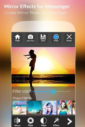 Mirror Effects for Messenger