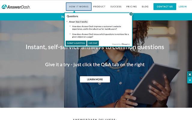 AnswerDash Administrator Extension