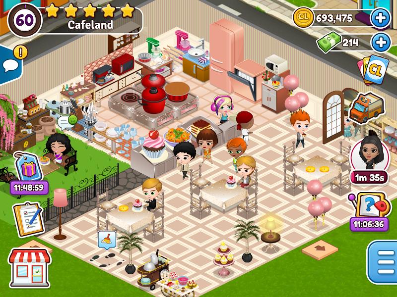 Cafeland - World Kitchen Screenshot 5