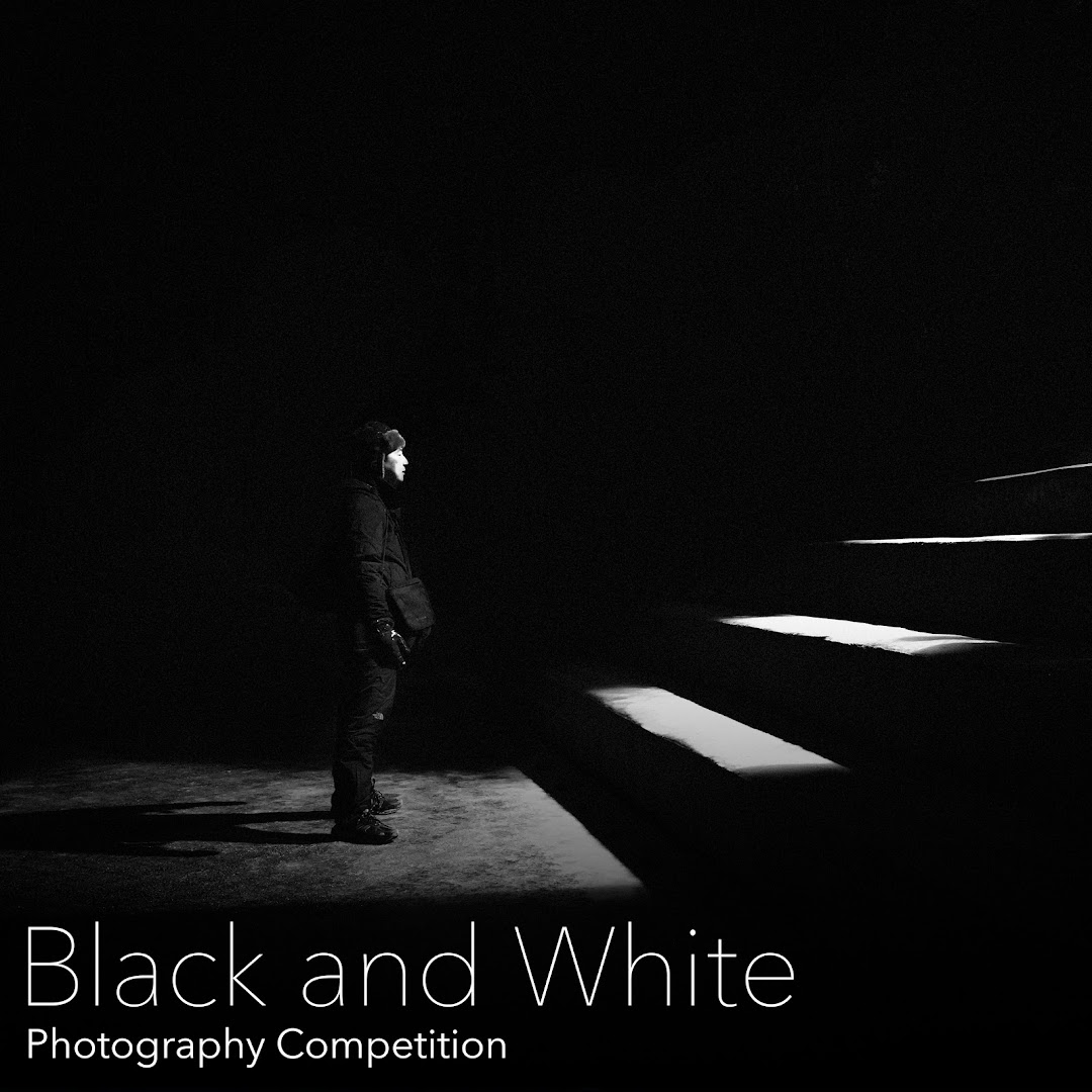 Competition Black and White