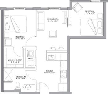 Go to The Phillip Floorplan page.