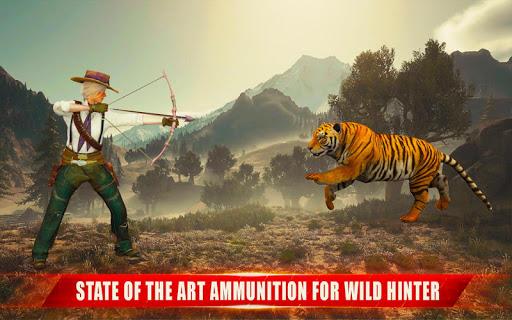 Animal Hunting Sniper Shooter: Jungle Safari apktram screenshots 3