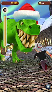 Angry Gran Run - Running Game Screenshot