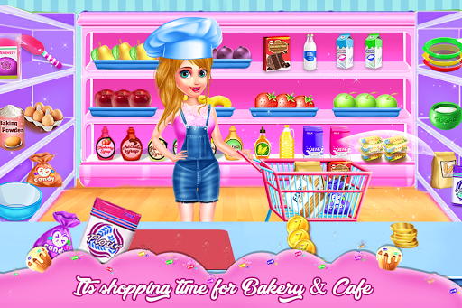 Doll Cake Bake Bakery Shop - Cooking Flavors 1.0.0 screenshots 6