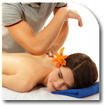 Deep Tissue Massage Icon
