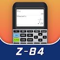 Real Z84 Graphing Calculator - Z83 Plus icon