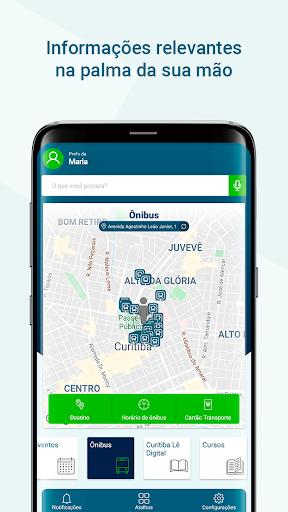curitiba app screenshot 2