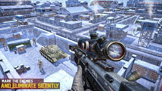 FPS Encounter Shooting 2020: New Shooting Games 3