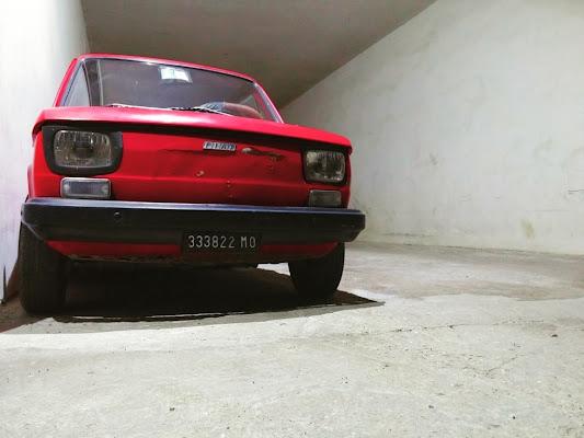 FIAT 126 di samuele_pontone_