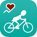 iBiker Cycling & Heart Rate icon