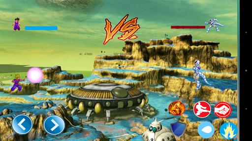 Goku Batallas Epicas