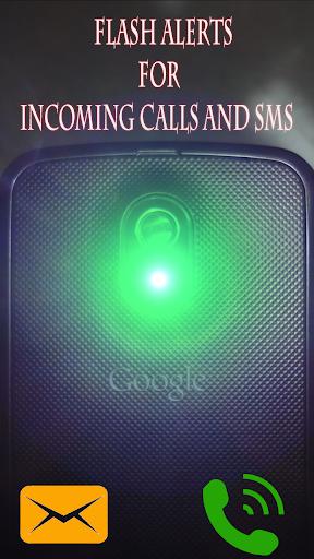 Alert Flash LED Color Call! 1.0 screenshots 1