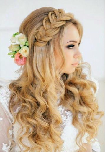 玩免費遊戲APP|下載Wedding Hairstyles app不用錢|硬是要APP