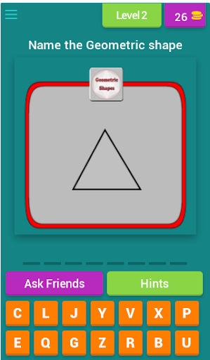 Geometric Shapes (Quiz) 3.16.7zg screenshots 3