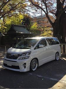 ヴェルファイア  26年 3.5 Z Gエディション V6のカスタム事例画像 ポン様さんの2018年11月23日19:14の投稿