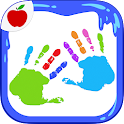 Kids Finger Painting Art Game