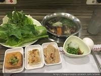 養素庭迴轉火車素食火鍋