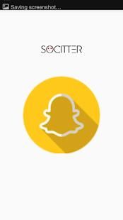 Socitter - náhled
