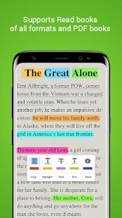 Download App eBook Reader – Reader for Epub, FB2, Kindle APK latest