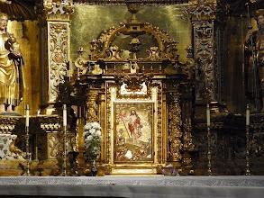 Photo: Catedral de Palencia. Sagrario