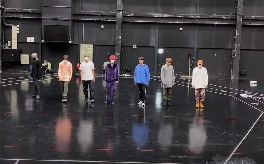 2nd Choreography Video For 2020 Festa Celebration Released By BTS