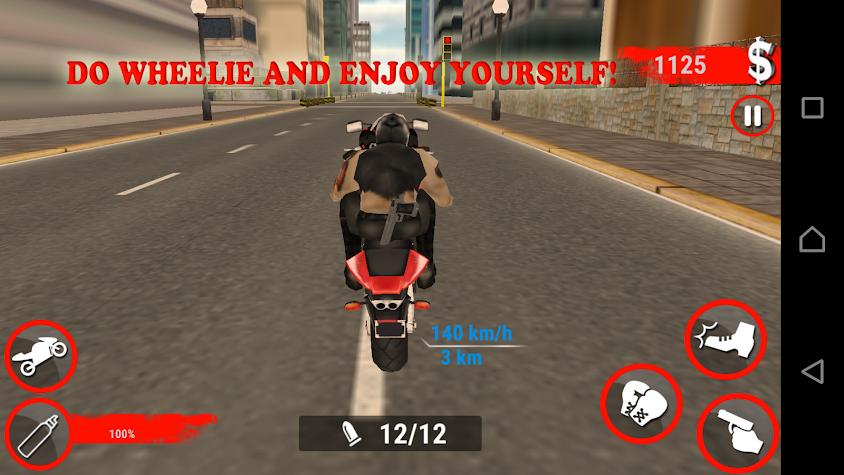 Extreme Stunts Rider 3D Screenshot