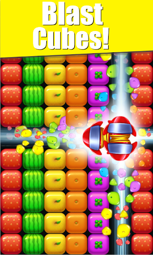 Pop Cubes - Fruits Block Legend 2.2.2 screenshots 2