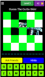 Guess The Cs:Go Skin! QUIZ APK screenshot thumbnail 5