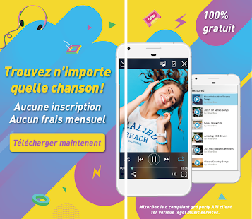 Telecharger Musique Gratuit MP3 Music Player Lite Capture d'écran