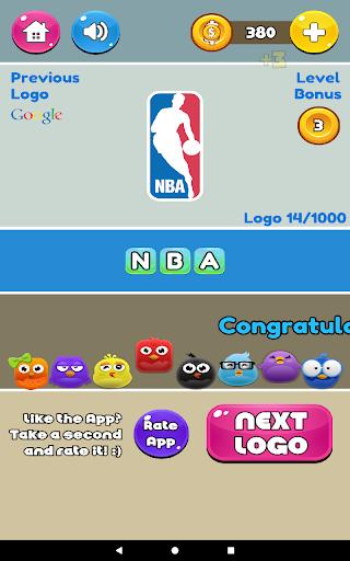 Logo Quiz - Fun Quizzes 3.4 screenshots 8