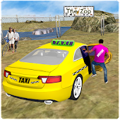 Crazy Taxi Mania Driving Simulator