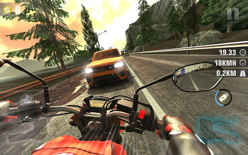 Speed Motor Dash:Real  Simulator screenshot 22
