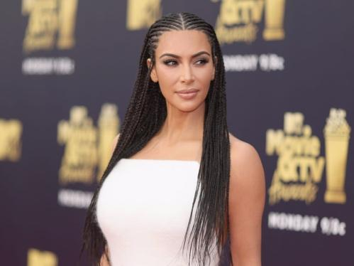 Kim Kardashian accused of cultural appropriation after wearing braids -  Insider