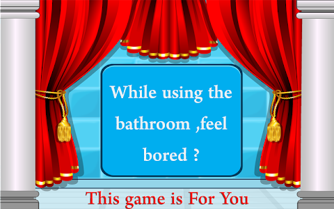 ToiletTime : Game bathroom screenshot 0