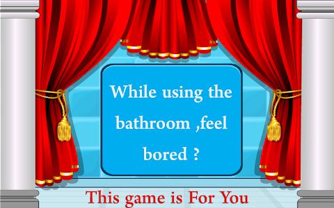 ToiletTime : Game bathroom screenshot 0