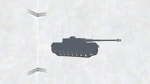 Panzerkampfwagen iv H grey