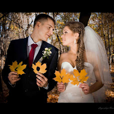 Wedding photographer Veronika Lugovskaya (klubni4ka-ni4ka). Photo of 02.11.2012