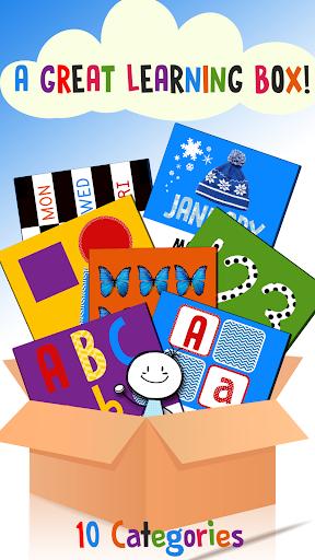 Kids Learning Box: Preschool 1.3 5