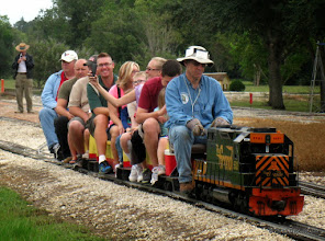 Photo: 1005    Engineer Norman Beveridge and Conductor Rich Businger    HALS Public Run Day 2013-0921 RPW