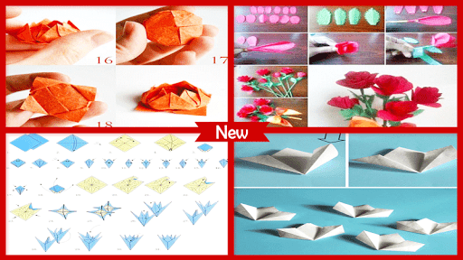 Easy origami flower tutorial apk download apkpure easy origami flower tutorial screenshot 1 mightylinksfo