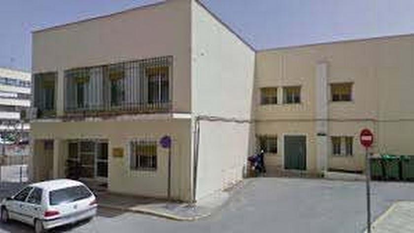 Imagen de archivo de la residencia de Vélez-Rubio.