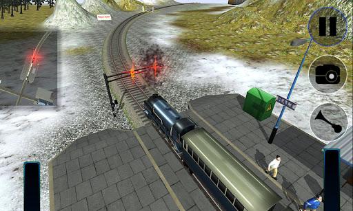 スピードトレインシミュレータ3D