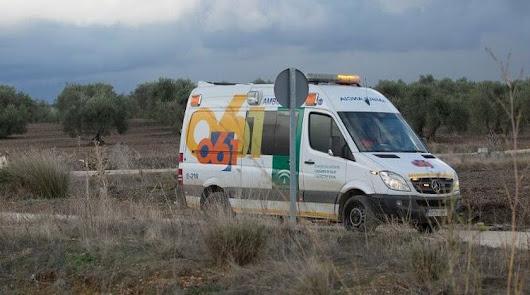 Cuatro heridos en el Poniente tras un accidente de tráfico en La Mojonera